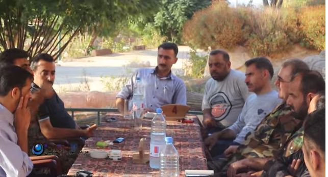 YPG and FSA Commanders