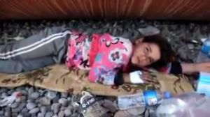 Sick Yezidi Girl Suhal
