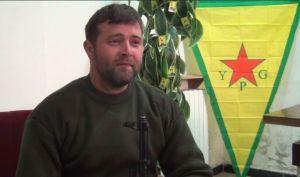 Amerikali YPG Savaşçısı Jeremy Woodard