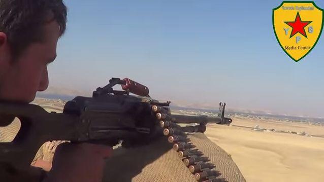YPG Kobane