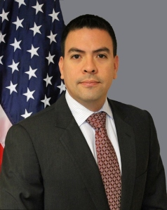 John L. Espinoza US Consoul to Adana, Turkey (Photo: http://adana.usconsulate.gov/consul_general.html