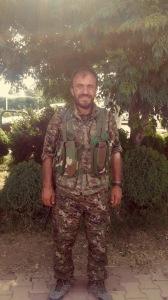 YPG Komutanı Bilal Rojava
