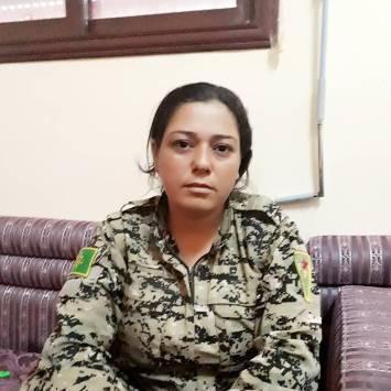 YPJ Commander Engizek Khalil